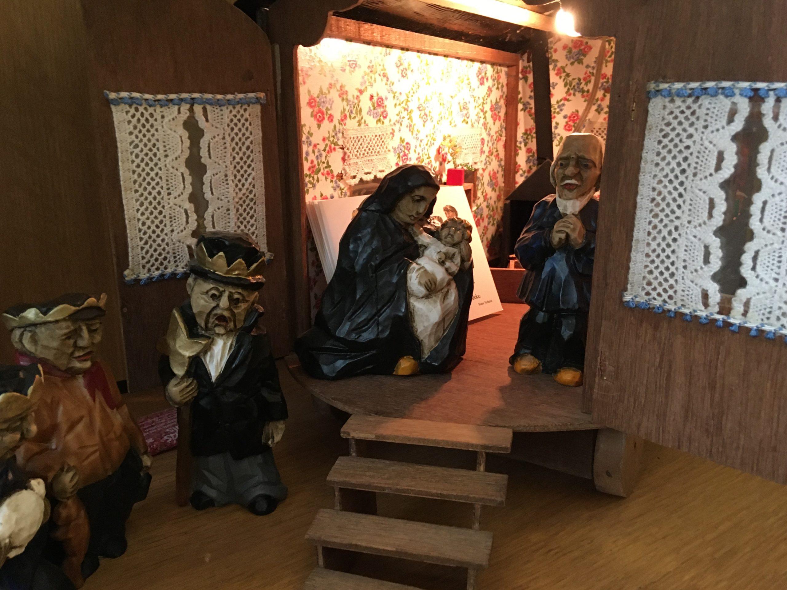 Kerststallencultuur? Ook jouw erfgoed!